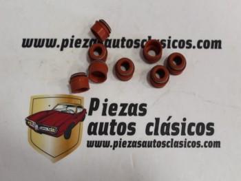 kit 8 Retenes De Válvula Renault , Ford, Citroën, Peugeot... (válvula 7mm )