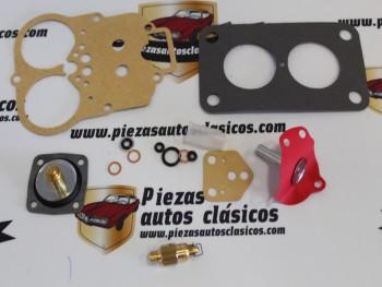 Kit Reparación De Carburador Weber 34 DMS Seat 124 y 131 (motor 1.6 y 1.8)