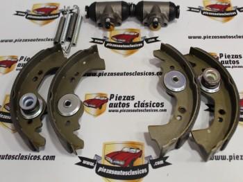 Kit De Frenos Delanteros Seat 600 E, L y 850