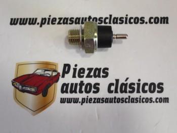 Manocontacto De Aceite Citroën 2 CV , Mehari, Dyane 6 Rosca M12x1,5 Presión 0,50
