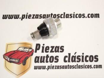 Manocontacto de Aceite Citroën 2CV, 3CV Rosca 12x1,75 Presión 0.25