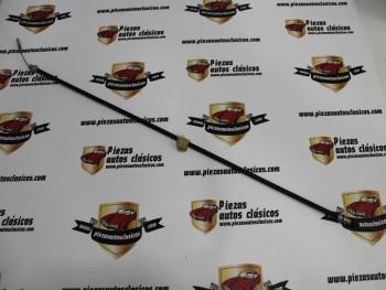 Cable acelerador Seat 1430 1.6 y 1.8 639mm Ref: 902786
