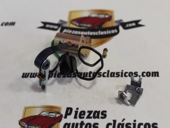 Conjunto platinos y condensador Ducellier Renault Super 5, 9, 11, 19, Clio I 7701032418