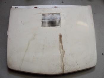Capó Delantero Seat 127 CL (usado) en buen estado