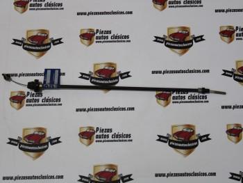 Cable acelerador Seat 131 495mm Ref: 902870