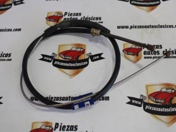 Cable freno de mano izquierdo Renault 18 Ref: 903112
