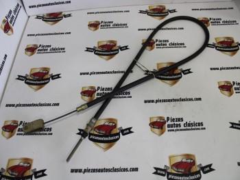 Cable de embrague Sava J4 1170mm. Ref: 903148
