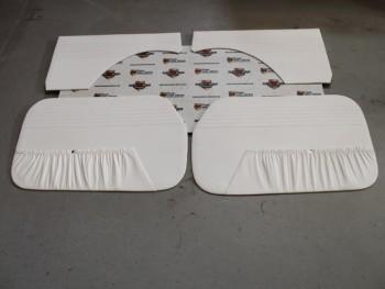 Juego Tapizado De Puertas Blanco Seat 600 D