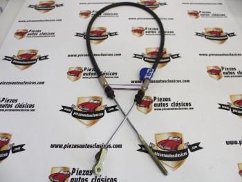 Cable de freno intermedio Sava J4 1000mm