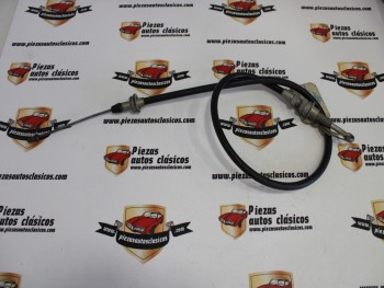 Cable embrague Seat 131 1050mm