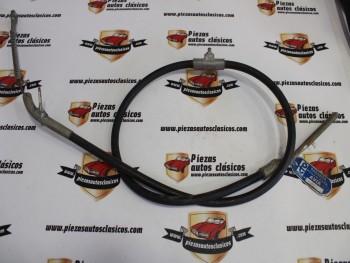 Cable freno izquierdo Avia 3500 y 4000 con engrasador 1320mm Ref: 1803