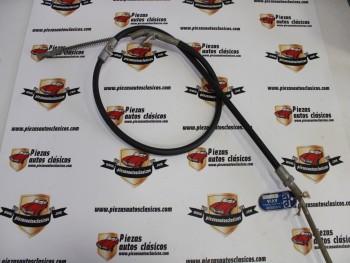 Cable freno derecho con engrasador Avia 3500 y 4000 1560mm Ref: 901805