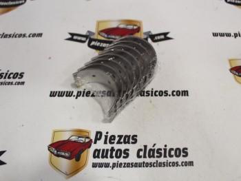 Juego Casquillos De Biela STD Seat 124, 127, 128, 131, Ritmo y Ronda ( motores 1200-1430 )