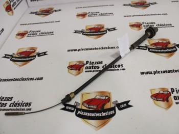 Cable acelerador Seat 132 405mm. Ref: 903333