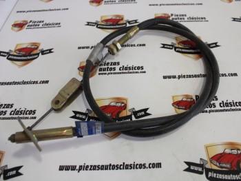 Cable de freno izquierdo Avia 1250 / Ebro F275 1550mm. Ref: 902968