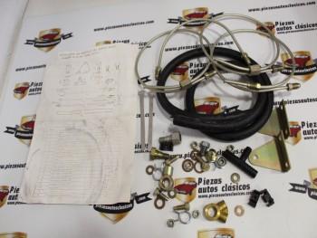 Kit Instalación Para Servofreno Autoplast Mod. Tandem 50 y Tandem 50 Simple Compatible Servo Iruña Ford Fiesta