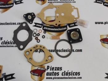 Kit Reparación De Carburador Weber 32 ICEV Seat 127, Panda, Uno 45...