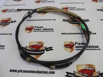 Cable de freno Renault 12 Súper, TL, Familiar 2116mm. Ref: 902524