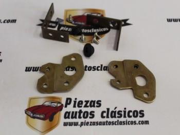 Juego Soportes Limpiaparabrisas Renault Fuego Ref: 7701202017