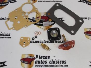 Kit Reparación De Carburador Weber 32 DHS Seat 124 ( motor 1.2,1.4 )