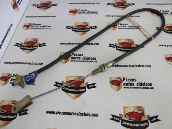 Cable freno de mano izquierdo Ebro 1270mm. Ref: 903214