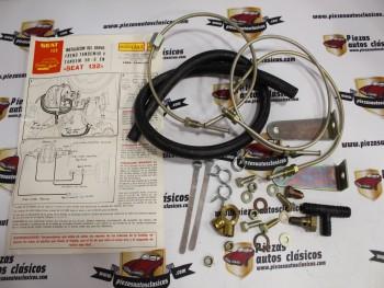Kit Instalación Para Servofreno Autoplast Tandem 50 y Tandem 50 Simple Seat 132