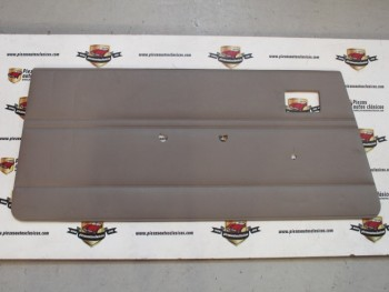 Panel Tapizado Puerta Delantera Izquierda Renault 5 3p. (Gris Claro) Ref: 7700682347
