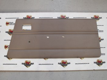 Panel Tapizado Puerta Delantera Derecha Renault 5 3p. (Marrón Claro) Ref: 7700682348