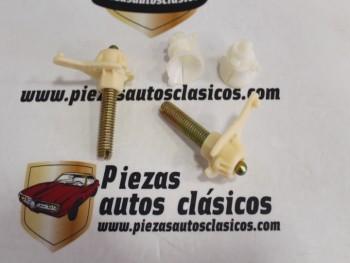 Conjunto Grapas Regulación Faros Renault 14 Ref: 7701024215