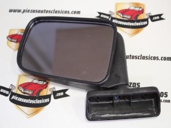 Espejo retrovisor exterior izquierdo universal (distancia entre tornillos 75mm.)