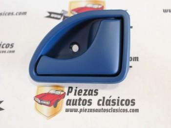 Maneta Apertura Interior Derecha Renault Twingo Azul Ref: 8200289422