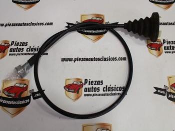 Cable cuentakilómetros enchufe rápido Seat Panda, Marbella, Terra... 902mm Ref: 802238