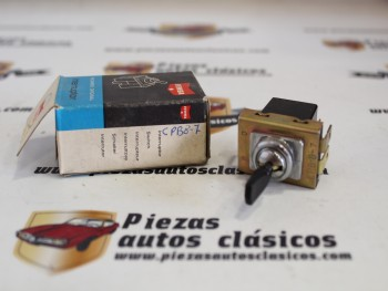Interruptor Luces Mini Morris Femsa CPB8-7