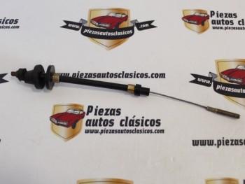 Cable Acelerador Seat 124 - 1600/1800 ( 258mm) FL11050102