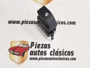 Interruptor elevalunas Renault Clío II (6 conectores) Ref: 8200060046