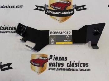 Soporte fijación paragolpes izquierdo Renault Scenic Ref: 8200046912