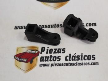 Kit bieletas respaldo de asiento delantero Renault Megane II, Scenic II Ref: 7701207502