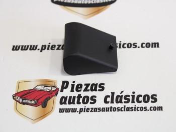 Tapa bisagra asiento negro Renault 11 Ref: 7700761524