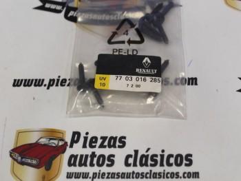 Kit 10 Tornillos 4,2X19 Renault Ref: 7703016285