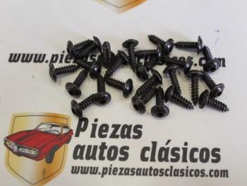 kit 25 Tornillos Sujección 4,8x16 Renault Ref: 7703016464