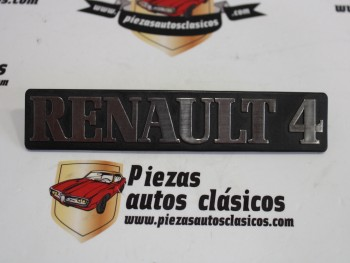 Anagrama Renault 4 Ref: 7700697700