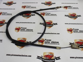Cable embrague Sava J4 1870mm