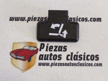 Palanca Respaldo Asiento Trasero Renault 21 Nevada Ref: 7700774400