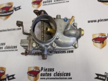 Carburador Solex 34 PICS 10 Citroën 2CV Reconstruido (intercambio)
