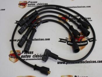 Juego cables de bujia Renault 9, 11, 19, Clio, Express, Super 5, Volvo L Fae:8322