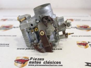 Carburador Solex 34 PICS 6 Citroën 2CV , AK-400, Mehari y Dyane Reconstruido ( Intercambio )