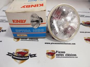 Optica De Faro H4 Citroen 2CV kinby YFE1873
