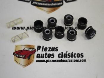Kit 8 retenes de válvula Chrysler 180 y Mercedes Benz 636 8,5mm Ref: 2906255