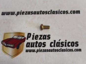 Tornillo sujeción carcasa de mando luces Renault 21 y Clio I, II Ref: 7703006121 / 7703008220