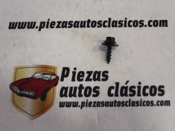 Tornillo sujeción protector aspa de ventilador, radiador y para moldura portón trasero Renault Clio II Ref: 7703017031